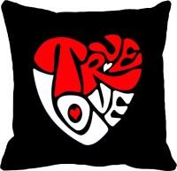 MeSleep True Love Digitally Printed Cushions Cover (Pack Of 1)
