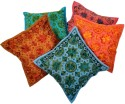 Jaipur Raga Rajasthani Traditional Design Cushions Cover - Pack Of 5 - CPCDPH3GHYQ54TPG