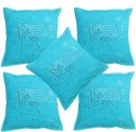 Sttoffa 5 Pcs Set Cushions Cover - Pack Of 5