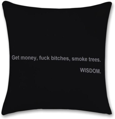Shoprock Wisdom Quote Abstract Cushions Cover (Cushion Pillow Cover, 40.64*40.64)