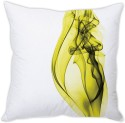 StyBuzz Green Abstract Cushion Cover Cushions Cover - Pack Of 1