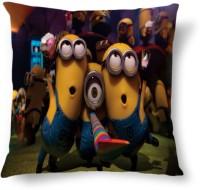 Amy Minions Cartoon Cute Abstract Cushions Cover (40.64 Cm*40.64 Cm)