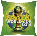 StyBuzz Fifa World Cup Brazil Cushions Cover - Pack Of 1 - CPCDXENJYHUSKY2F