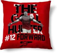 ShopMantra Olivier Giroud Footballer Printed Cushions Cover (Cushion Pillow Cover, 40.64 Cm*40.64 Cm)