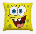 Amore Spongebob Squarepants Cushions Cover - Pack Of 1