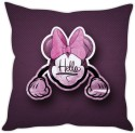 StyBuzz Minnie Mouse Cushion Cover Cushions Cover - Pack Of 1