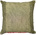 Reme Stone Work With Lave On Cotton Cushions Cover - Pack Of 1