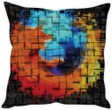 StyBuzz Mozilla Abstract Cushion Cover Cushions Cover - Pack Of 1