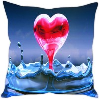 Shree Shyam Sales Printed Cushions Cover 41.65 Cm*41.65 Cm, Multicolor - CPCEEYSZHCJNCZER