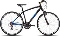 Hero UT H2 26 Inch 700 Cross 21 Speed 200008 Road Cycle (Black, Blue)