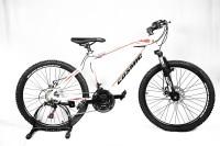 Cosmic Eldorado Classic 24 White&Red CS-ELD24MTBWTR Mountain Cycle (Red)