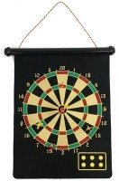 Kids Mandi Magnetic 17 Inch Dartboard Game Soft Tip Dart (Pack Of 1)