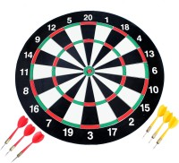 Shape N Style Double Sided Dert Game Soft Tip Dart (Pack Of 1)