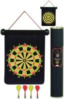 Surya Magnetic Foldable Dart Board Steel Tip Dart (Pack Of 1)