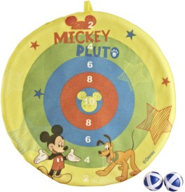 Disney Mickey Dartboard Slimeball Soft Tip Dart - Pack Of 1