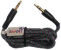 Goodit Thread Aux Cable AUX Cable (Green)