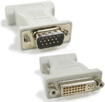 Wiretech DVI Female to VGA Male Converter