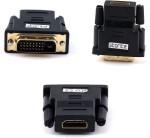 Storite HDMI Female To DVI D Male Adapter 24+1 LCD HDTV DVD