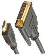 Jinali DVI Male To HDMI Male Cable