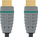 Bandridge Blue HDMI High Speed Cable
