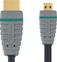Bandridge BVL1702 HDMI - Micro HDMI Cable - 2 m