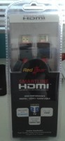 Red Gear RG Smartline HDMI 3 mtr Data Cable Black