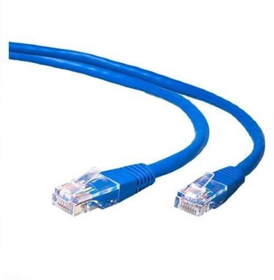 Aptron Ethernet Patch Cord CAT6 RJ45 Lan Straight 2 Mtr Cable