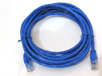 Indiashopers LAN Cable 10m CAT 6