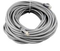 Sitech CAT6 Dlink 10 Meter Cross PC To PC High Speed LAN Patch Cable (Grey)
