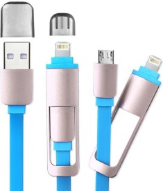 SPL 2 IN 1 Lighting-Micro USB Cable