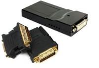 Speed USB 2.0 Mini To DVI, VGA, HDMI For Multi Display Data_cable (Black)
