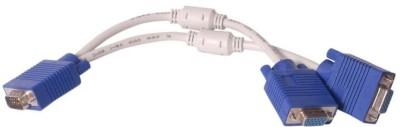 Smartpro VGA Y Shape Male To Female data cable