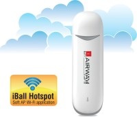 IBall Airway 21.0mp-58 Data Card (White)