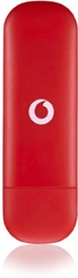 Vodafone ZTE K3800 Data Card (Red)