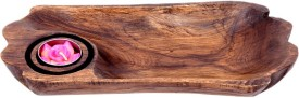 Aida Wooden Decorative Platter