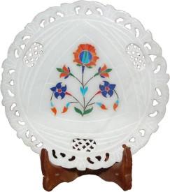 Shoppers Beach Stoneware Decorative Platter