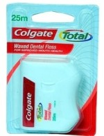 Colgate Dental Flosses & Sticks 25m