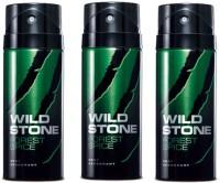 Wild Stone Forest Spice Body Spray  -  For Men (150 Ml)