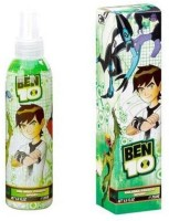 Cartoon Network Ben 10 Body Spray  - (200 Ml)