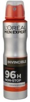 Loreal Paris Invincible 96.H Deodorant Spray  -  For Men (250 Ml)
