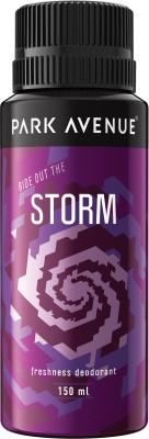 Park Avenue Sprays Park Avenue Storm Deodorant Spray For Men