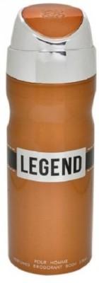 Emper Sprays Emper Legend Brown Body Spray For Boys