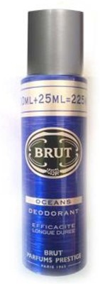 Brut Deodorants Brut Oceans Body Spray For Men