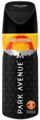Park Avenue Good Morning Deodorant Body Spray  -  For Men (130 Ml)