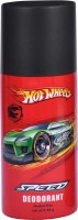 Hot Wheels Deo-Speed Deodorant Spray - 150 Ml (For Boys)