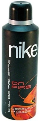 Buy Nike N150 On Fire Deo Spray  -  200 ml: Deodorant