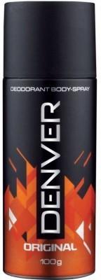 Denver Deodorants Denver Original Deodorant Spray