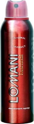 Lomani Sprays Lomani Essential Deodorant Spray For Men