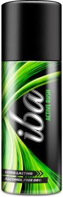 Iba Halal Care Sprays Iba Halal Care Active Rush Deodorant Spray For Men