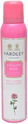 Buy Yardley English Rose Deodorant Spray  -  150 ml: Deodorant